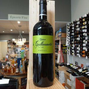 guillaumette 1 rotated - Château la Guillaumette 2020 - Bordeaux BIO 75cl