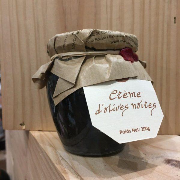 lacuna olives noires rotated - Lacuna - Crème d'olives noires 200 gr