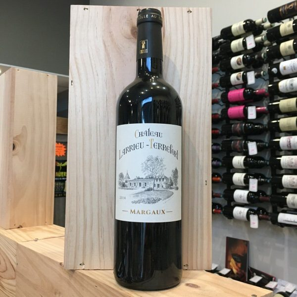 larrieu mar rotated - Château Larrieu Terrefort 2014 - Margaux 75cl