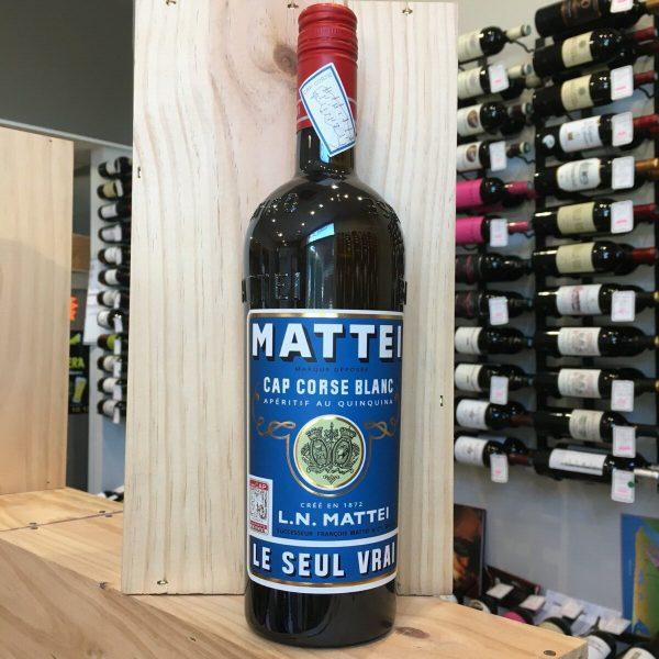 mattei blanc rotated - Mattei Cap Corse blanc - 75 cl