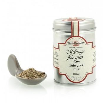 mel foie gras - Mélange Foie Gras 60 gr