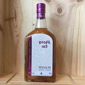 neisson ambre rotated - Neisson Profil 105 70 cl - rhum agricole Martinique