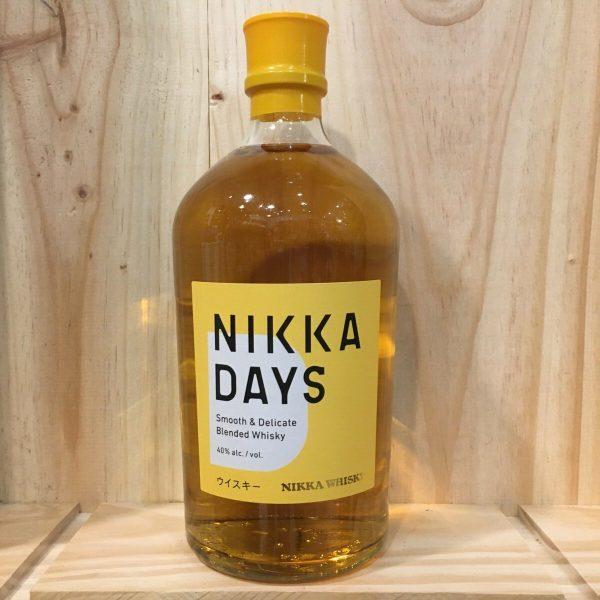 nikka days rotated - Nikka Days 70 cl - Blended Whisky