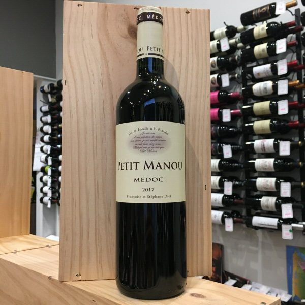 petit manou rotated - Petit Manou 2016 - Médoc 75cl