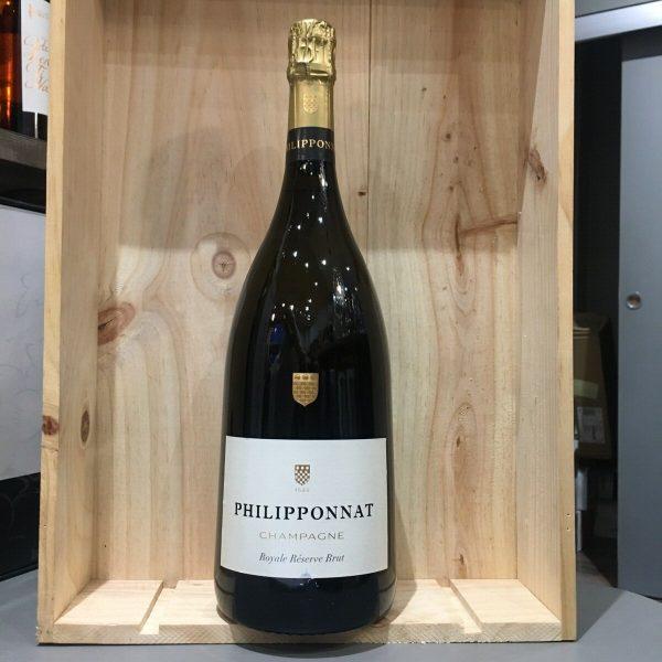philipponnat mag rotated - Philipponnat Réserve Royale Brut - Champagne 150 cl
