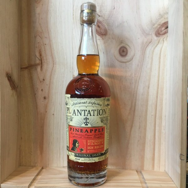 plantation pineapple 40 rotated - Rhum Plantation Pineapple 70 cl - Caraïbes