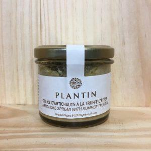 plantin artich rotated - Délice d'artichauts à la truffe d'été Plantin - 100 gr