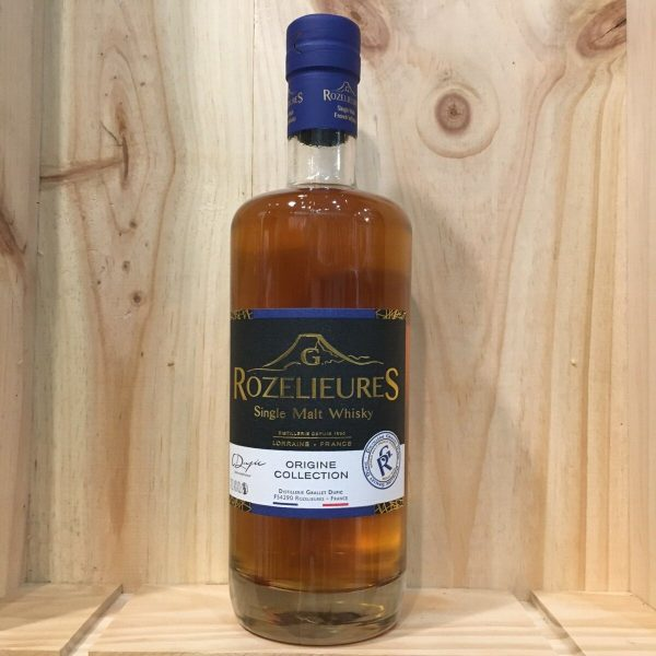 rozelieures bleu rotated - Rozelieures - Origine Collection 70cl - Single Malt Whisky
