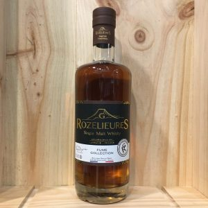 rozelieures fume rotated - Rozelieures - Fumé Collection - Single Malt Whisky 70cl