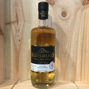 rozelieures tourbe rotated - Rozelieures - Tourbé Collection - Single Malt Whisky 70cl