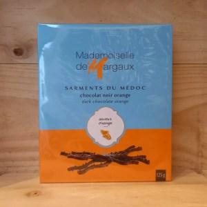sarmet orange - Sarments du Médoc Mademoiselle de Margaux - Orange 125 gr
