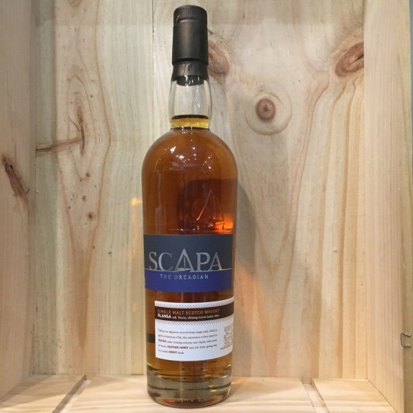 scapa rotated - Scapa Glansa - Single Malt Whisky 70cl