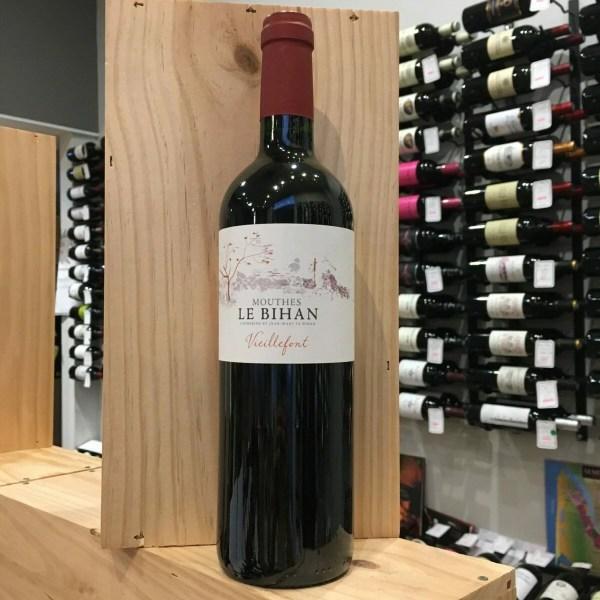 vieillefont rotated - Mouthes Le Bihan - Vieillefont 2016 - Côtes de Duras BIO 75cl