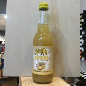 supreme gingembre rotated - Supreme gingembre ananas 33 cl