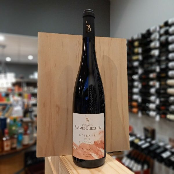 barmes PN rotated - Barmes Buecher Pinot Noir 2019 - Alsace 75cl - BIO