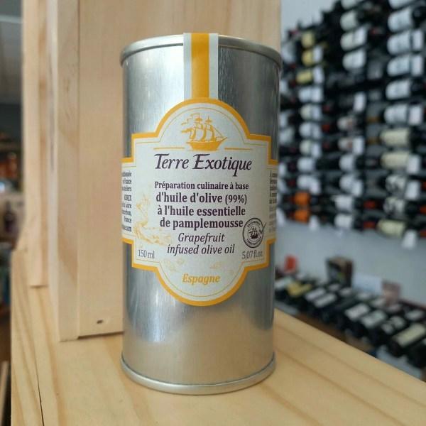 huile olive pampl e1616155754999 - Huile d'olive au pamplemousse 15 cl