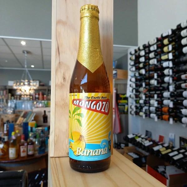 mongozo banane rotated - Mongozo Banane - bière fruitée 33 cl