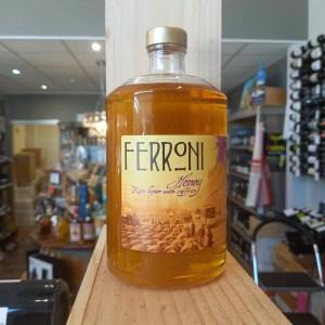 FERRONI HONEY rotated - Ferroni Honey - liqueur au rhum 70 cl