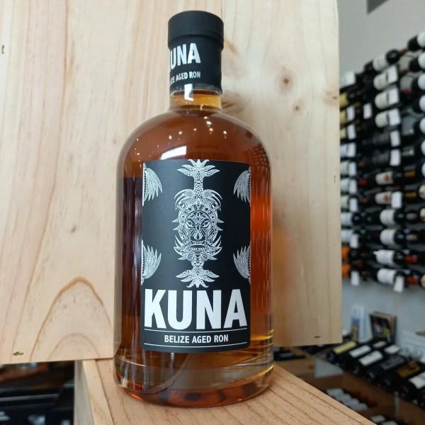 Kuna Belize rotated - Rhum Kuna 70 cl - Belize