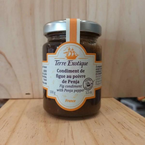 figue au poivre rotated - Condiment de figue au poivre de Penja 100 gr