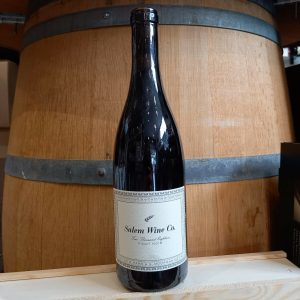 SALEM rotated - Salem Wine Co. Pinot Noir 2018 - Oregon 75cl BIO