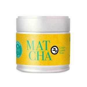 Matcha aromatisé ginger lemon Le Petit Grain Rieumes Boutique en Ligne