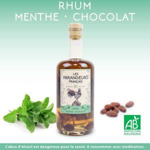 Cave Le Petit Grain Rieumes Les Arrangeurs français Rhum Arrangé Menthe Chocolat Boutique en Ligne Meilleur Prix