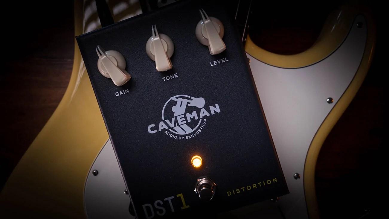 DST1 distortion