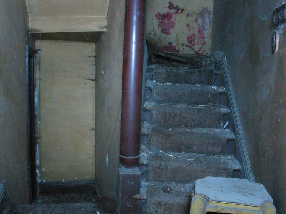 Burnley Empire Theatre  caveman exploration