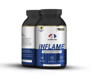 Alchemy Labs INFLAME | NATURAL ANABOLIC MUSCLE BUILDER
