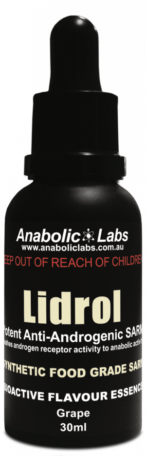 Anabolic Labs LIDROL Lean Mass Builder