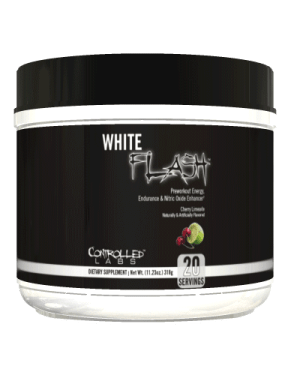 Controlled Labs WHITE FLASH Pre-Workout