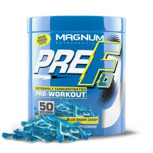 Magnum Nutraceuticals PRE FO Pre-Workout