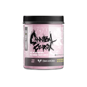 Chaos and Pain CANNIBAL FEROX EU Pre-Workout
