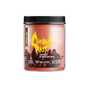 Chaos and Pain CANNIBAL RIOT Pre-Workout
