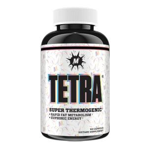 Myoblox TETRA Super Thermogenic Fat Burner
