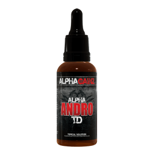 Alpha Gainz ANDRO TD Androsterone Transdermal Liquid