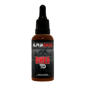 Alpha Gainz DHEA Transdermal