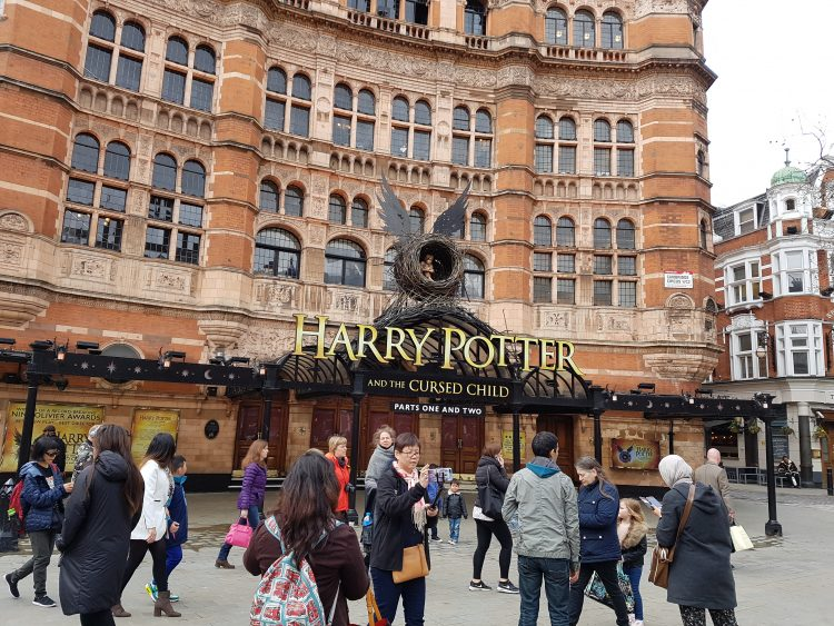 Tour for Muggles London