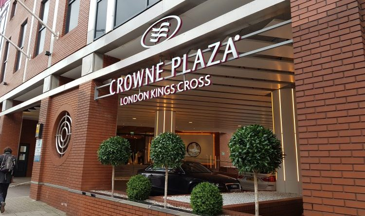 Crowne Plaza Kings Cross