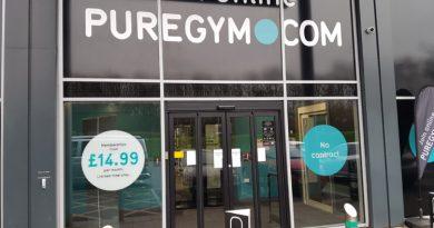 PureGym Swindon