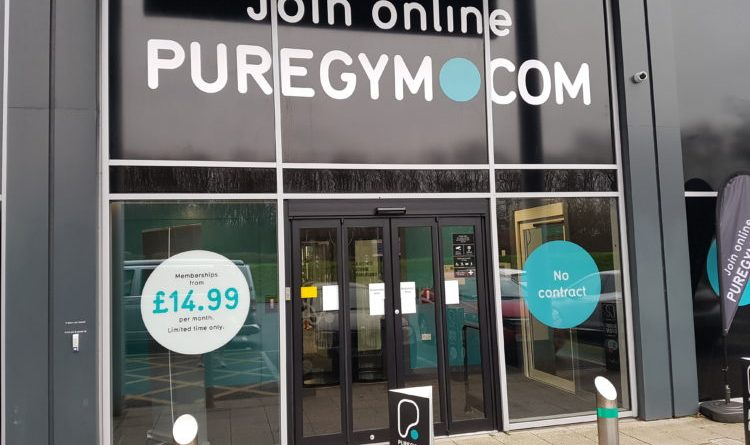 PureGym Swindon