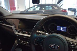 Niro new interior