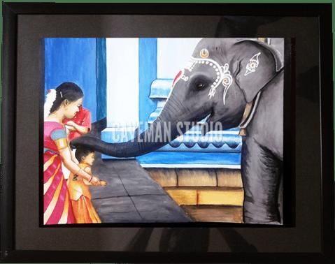 Blessing Elephant1