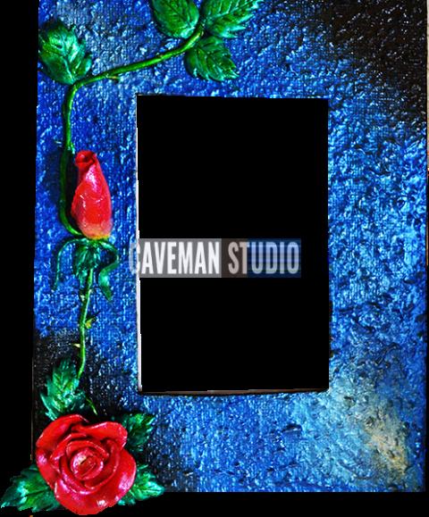 easy photo frame craft work ideas