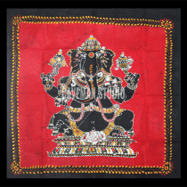 Vinayagar batik painting for sale online