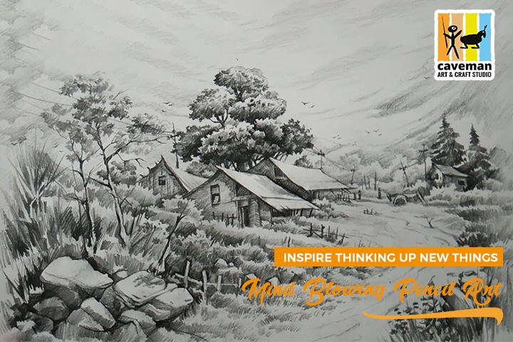 Mind Blowing Pencil Drawings