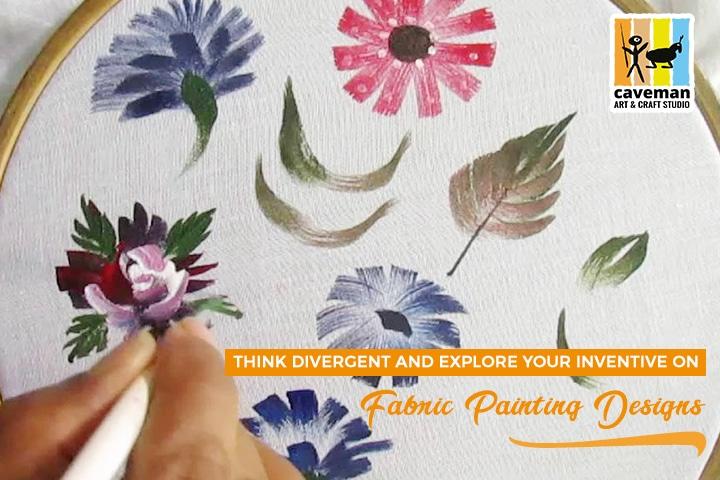 Fabric Painting Design