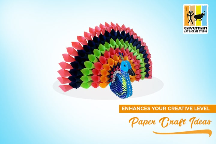 Easy And Innovative Paper Craft Ideas That Enhances Your Creative Level