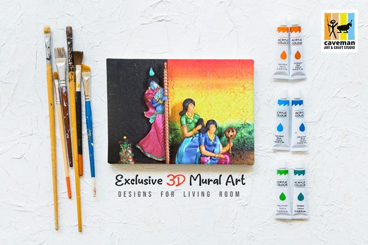 3D Mural Art